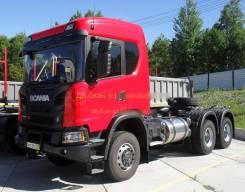 Тягач Scania 6х6, 2020