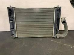 Радиатор охлаждения двигателя Hyundai/Kia Rio, Solaris 2010-2017 [2531