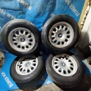 Комплект колес BMW 31 стиль R15 5*120 7J ET20 без пробега по РФ