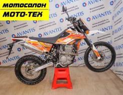 Мотоцикл AVANTIS DAKAR 250 TWINCAM С ПТС, оф.дилер МОТО-ТЕХ, Томск, 2021