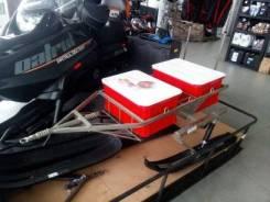 Продам прицеп к квадроциклу или снегоходу