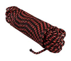 Шнур полипропиленовый плетеный d 10 мм, L 50 м SHND10L50
