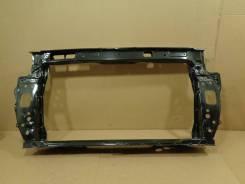 Kia Rio 4 панель передняя (рамка радиатора, телевизор) б/у
