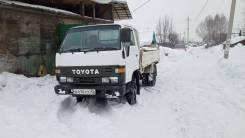 Toyota Dyna 4wd, 1991