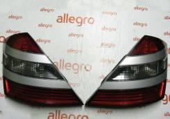 Mercedes W221 W 221 W-221 фонари задние габаритные