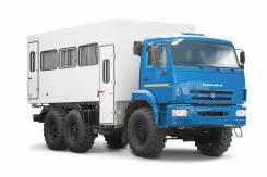Автобус вахтовый на шасси КАМАЗ 43118, 2020