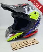 Шлем Кроссовый хорошее качество! (разные расцветки)