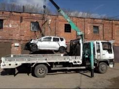 Услуги грузовик с краном/ эвакуато 24/7.