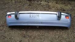 Бампер Toyota RAUM, задний
