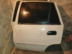 Дверь задняя левая Daewoo Nexia 2011 год в кемерово в