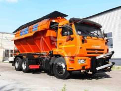 Комбинированная дорожная машина МДК 10.0 КАМАЗ 65115, 2021
