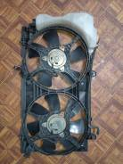 Диффузор радиатора Subaru Forester SG5