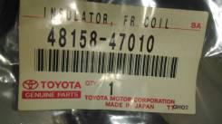 48158-47010 Изолятор пружины новый Toyota