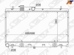 Радиатор Subaru Legacy / Lancaster 98-04 / Impreza 00-04