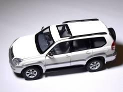 Модель автомобиля Toyota Land Cruiser Prado J120