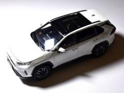 Модель автомобиля Toyota RAV4 XA50