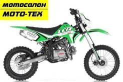 Мотоцикл IRBIS TTR 125R GREEN, оф.дилер МОТО-ТЕХ, Томск