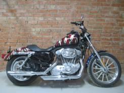 Harley-Davidson Sportster 883 XL883, 2007