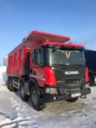 Scania P440B8X4HZ, 2018