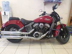 Indian Scout, 2015