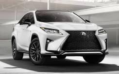 Стекло фары Lexus RX 2015-2019