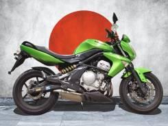 Kawasaki ER-6n, 2009