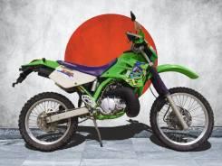 Kawasaki KDX 220SR, 1994