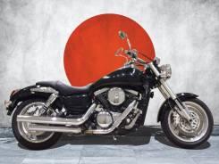 Kawasaki VN Vulcan 1500, 2001