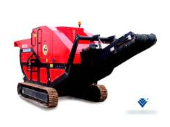Мини-дробилка Delta Red TJC7000 PLUS