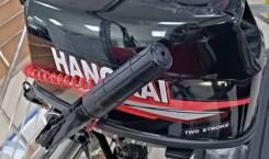 Лодочный мотор Hangkai 5 л. с. двухтактный