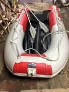Лодка пвх barrakuda pro 270 ж/д