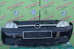 Бампер передний Opel Corsa C (00-06) до рестайл