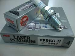 Свеча зажигания, платиновая NGK PFR5G-11 (2647)