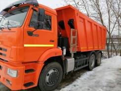 КамАЗ 6520-53, 2020