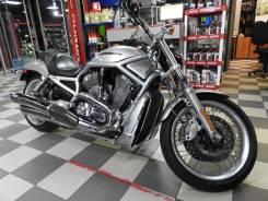 Harley Davidson V-Rod 1250 5HD1HKH198K802107 2007, 2007