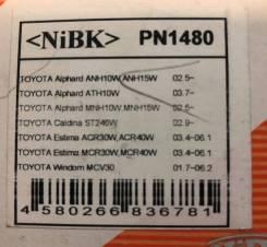 Колодки тормозные дисковые передние NIBK PN1480 комплект