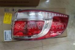 Задний фонарь или плату с него на Chevrolet Trailblazer 2 g