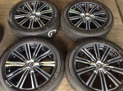 275/50R21 Dunlop, диски Lexus 450d, 570 Superior 5x150 + датчики