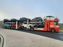 Транспортная компания из Литвы занимается авто перевозками