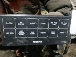 Блок предохранителей, Nissan Cefiro A32