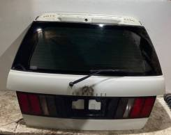 Дверь багажника. Nissan Bassara JNU30 KA24DE 4WD.