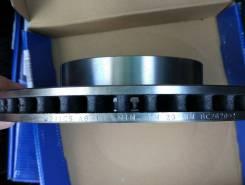 Передние тормозные диски Advics Toyota Hiace KDH20# TRH22# (06-)