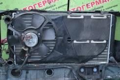 Радиатор охлаждения двигателя Audi 80 B3
