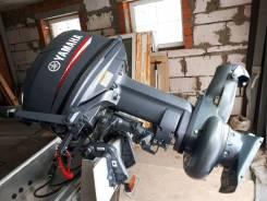 Лодочный мотор Yamaha 30 HMHS JET (Водомёт)
