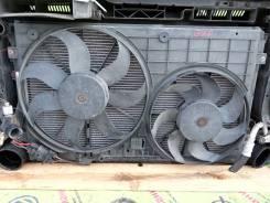 Вентилятор радиатора Volkswagen Golf 5, Jetta 5 (03-09г)