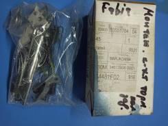 Монтажный комплект тормозных колодок Skoda Fabia