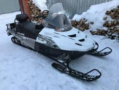 Снегоход Polaris Widetrak LX 2013г