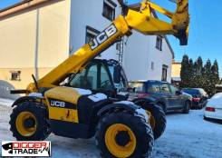 JCB Loadall 531-70, 2010