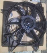 Вентилятор кондиционера (в сборе) KIA Spectra