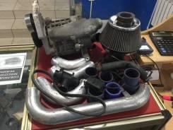 Supercharger Toyota Blitz на двигатель1nz